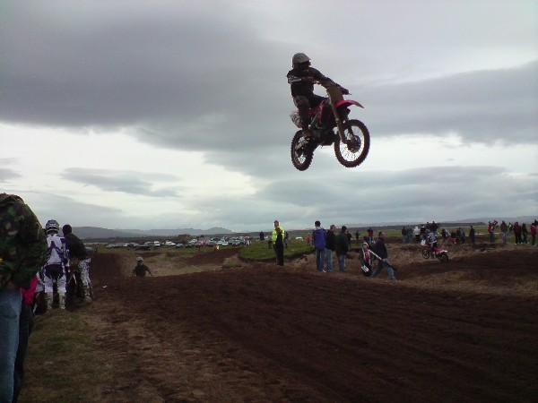 Tain Motocross Track, click to close